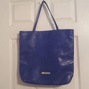 BCBGeneration blue tote bag